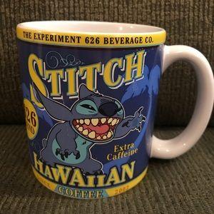 VHTF LILO and Stitch Experiment 626 Coffee Mug